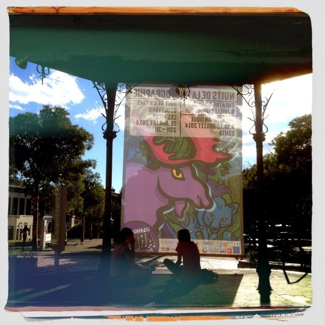 La première semaine de juillet, Arles vit à l'heure de la photographie