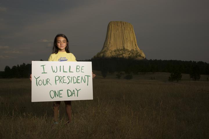 Future Presidents Photo Project by Matthew Jordan Smith