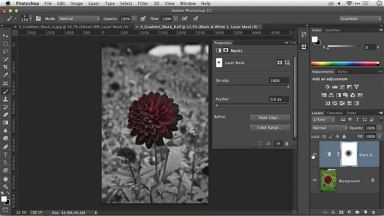 Using Gradients to Create Blended Images