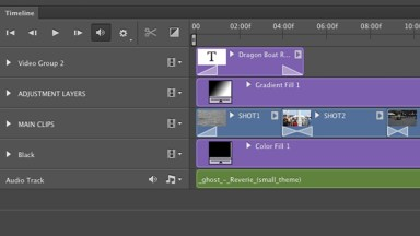 Sequencing Shots to Tell a Video Story