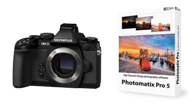 Just One Week Left to Win A New Olympus Camera