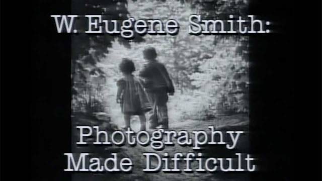 W. Eugene Smith | A Photographer You Should Know
