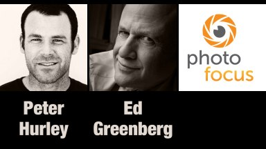 Peter Hurley & Ed Greenberg | Photofocus Podcast 2/25/14