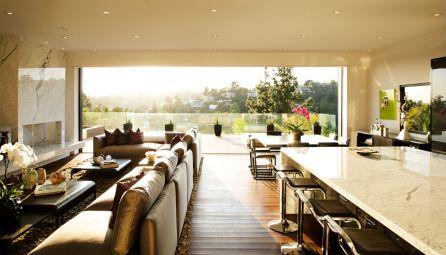 Hollywood - Los Feliz Interior