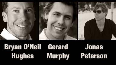 Bryan O'Neil Hughes, Gerard Murphy & Jonas Peterson | Photofocus Podcast 6/15/14
