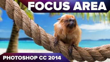 Adobe Photoshop CC 2014 – Focus Area Selections