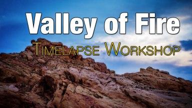 Join Me for a Timelapse Workshop