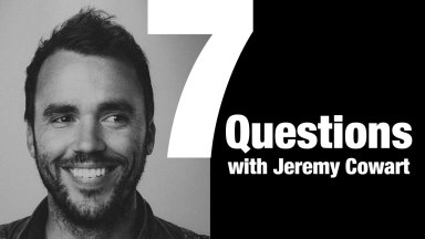 Seven Questions with Jeremy Cowart