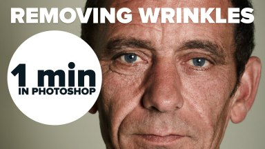 Remove Wrinkles in Photoshop