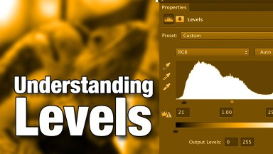 Understanding the Levels Command in Photoshop