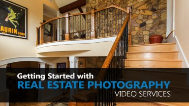 Getting Started with Real Estate Photography – Upgrading the Client with Video