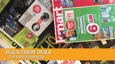 2014 Black Friday Deals for Photographers