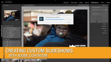 Creating Custom Photo Slideshows in Lightroom