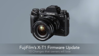 The FujiFilm X-T1 Owners Have Been Heard!