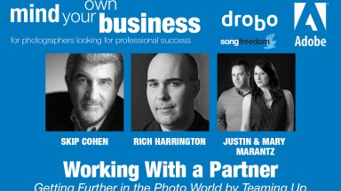 "Mind Your Own Business: ""Working With a Partner"" with Justin and Mary Marantz"