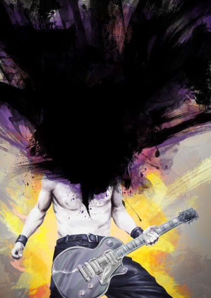 Guitarist_MOD BY Federico and KJA artists-