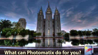 What can Photomatix do for you?
