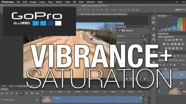 Improving GoPro Footage and Stills with Vibrance and Saturation