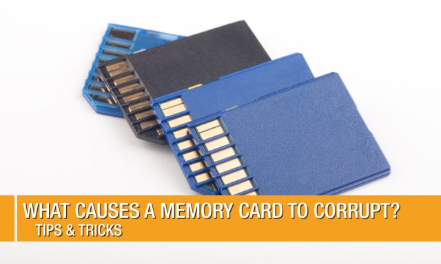 What Causes a Memory Card to Corrupt?