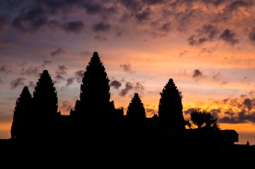 Ankgor Wat Sunrise I