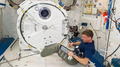 Interview from Above. Meet Astronaut Photographer: Reid Wiseman