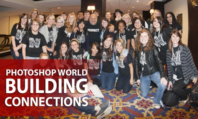 Building Connections at Photoshop World