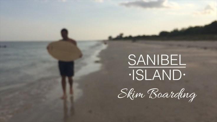 Sanibel Island Skim Boarding0