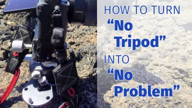 How to Beat the Tripod Police Without Sacrificing Stability
