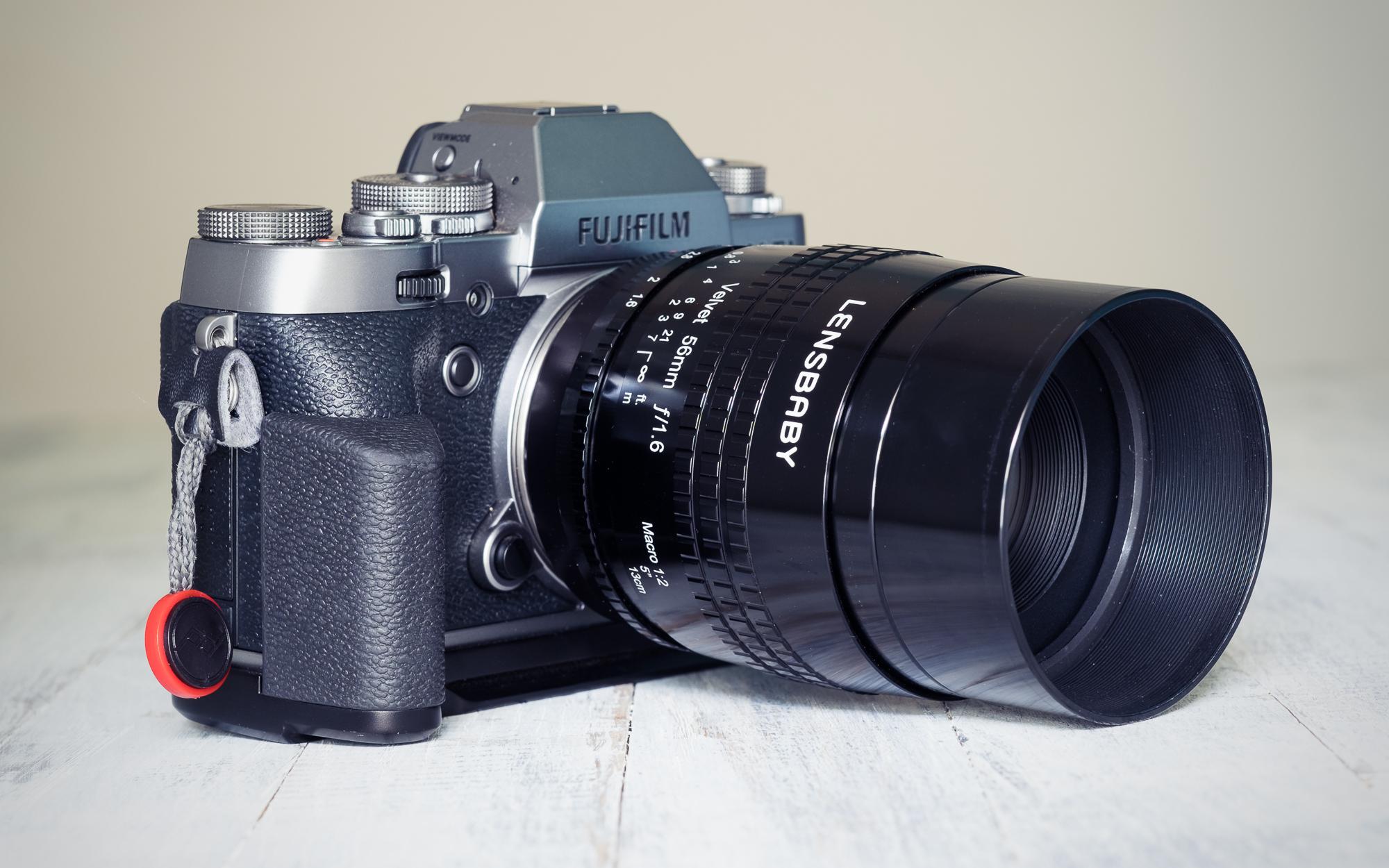 Using the Lensbaby Velvet 56 on a Fuji X-T1 | Photofocus