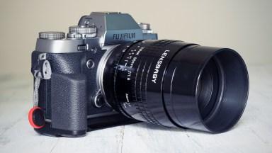 Using the Lensbaby Velvet 56 on a Fuji X-T1