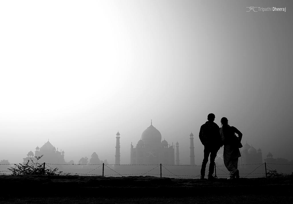 Love at Taj