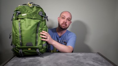 A Closer Look: Mindshift Gear Backlight 26L Camera Bag