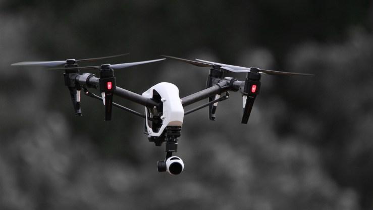 """""""DJI Inspire 1 Drone"""" by DFSBDE"""