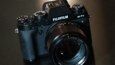 Fujifilm X-T1 Firmware Update v4.20