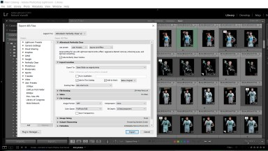 Save time in Lightroom with Batch Processing