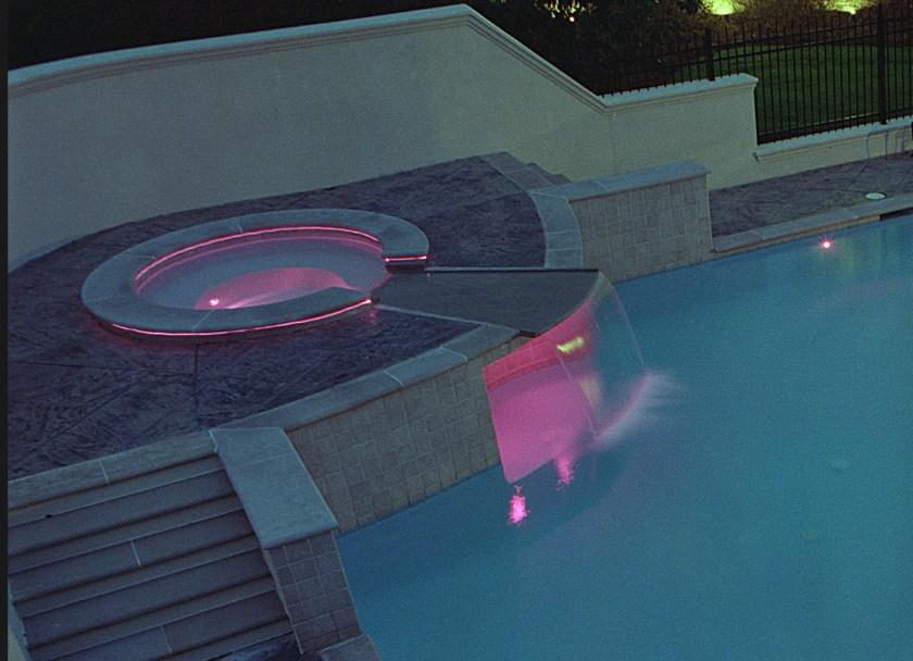 Pool on film
