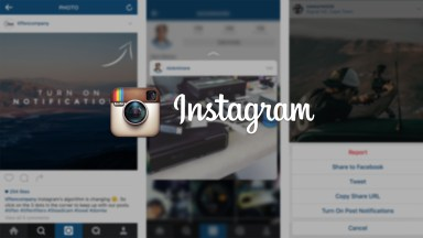 What's New with Instagram