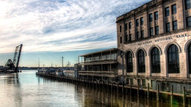 Exploring A Port Huron Scene With Photomatix