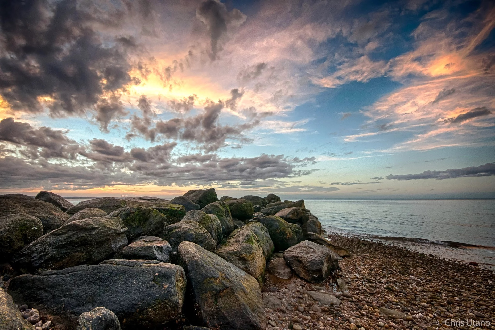 Rocks by Chris Utano