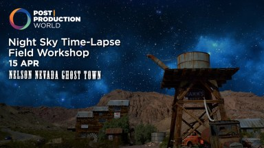 Upcoming Timelapse Workshop in Las Vegas