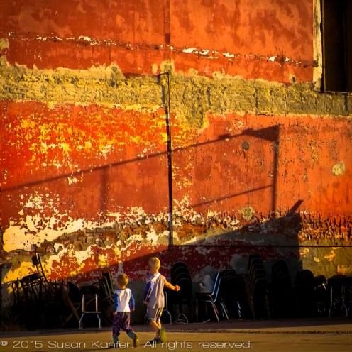 Boys in Small Town, Palouse