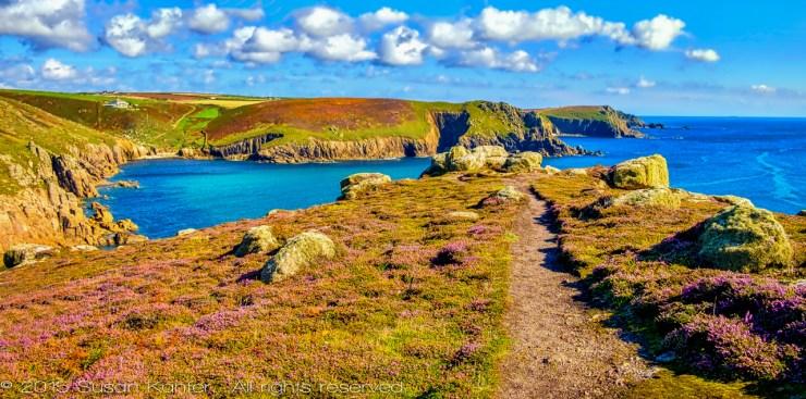 Cornwall Walking Path-1