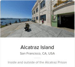 Alcatraz Virtual Tour