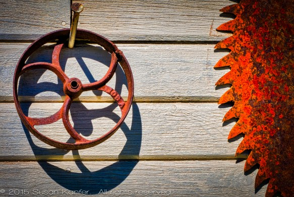 Wheels, Palouse