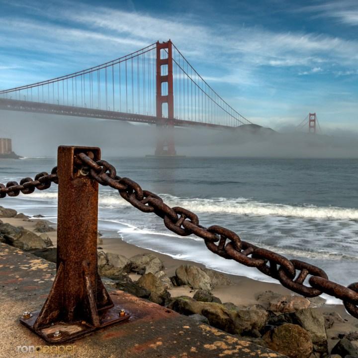 Light Golden Gate Square