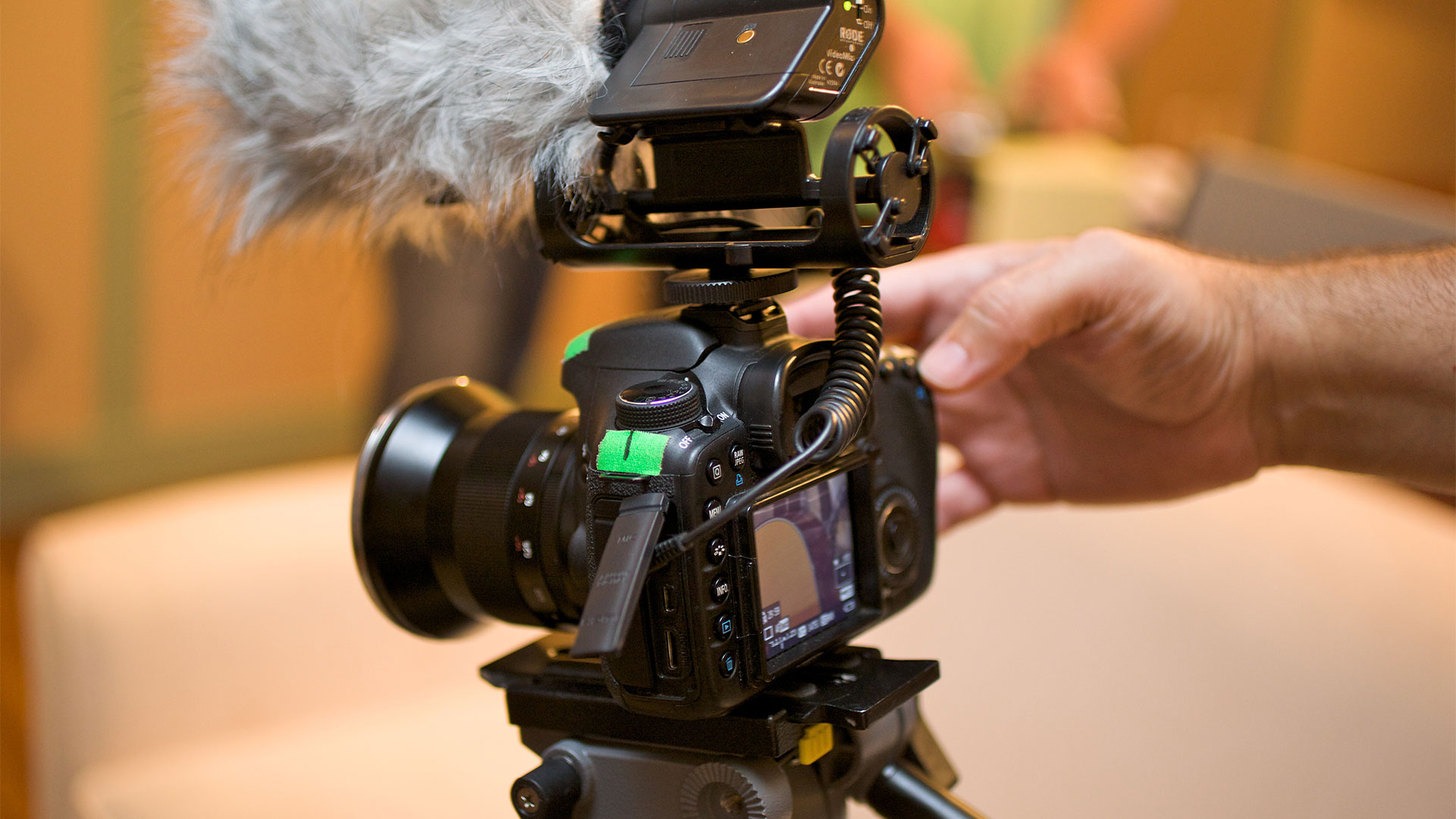 How to Get a Stable Shot When Shooting Video