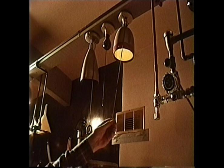 Ansel Adams' Darkroom