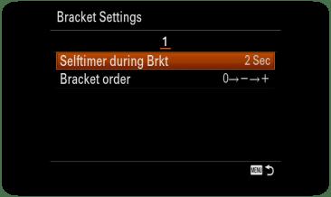 Sony-SelftimerBracket