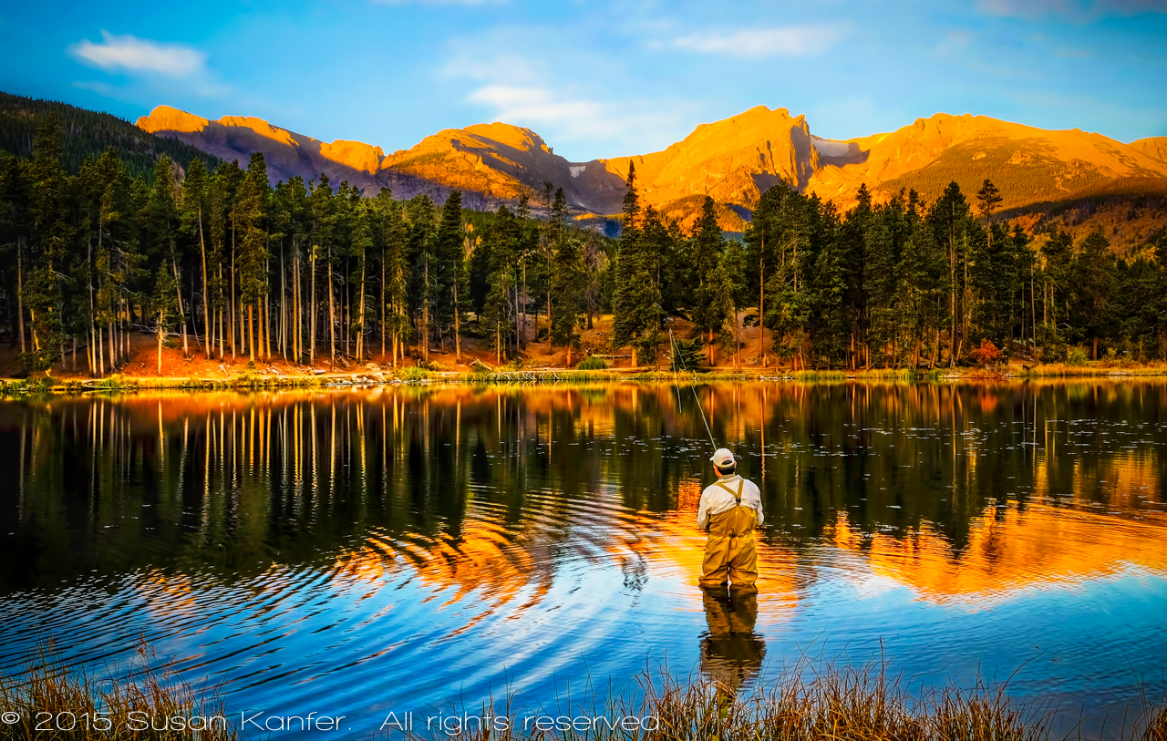 Rocky Mountain National Park A Picture Perfect Autumn