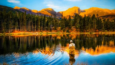 Rocky Mountain National Park–A Picture Perfect Autumn Destination